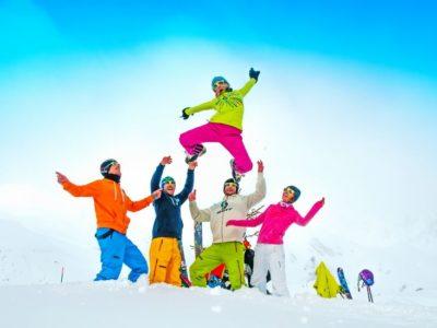 Kerstvakantie Familieweek Chamonix10