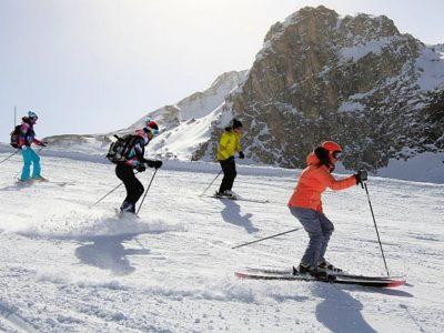 7 dagen wintersport Val d'Isere - 23 uur instructie
