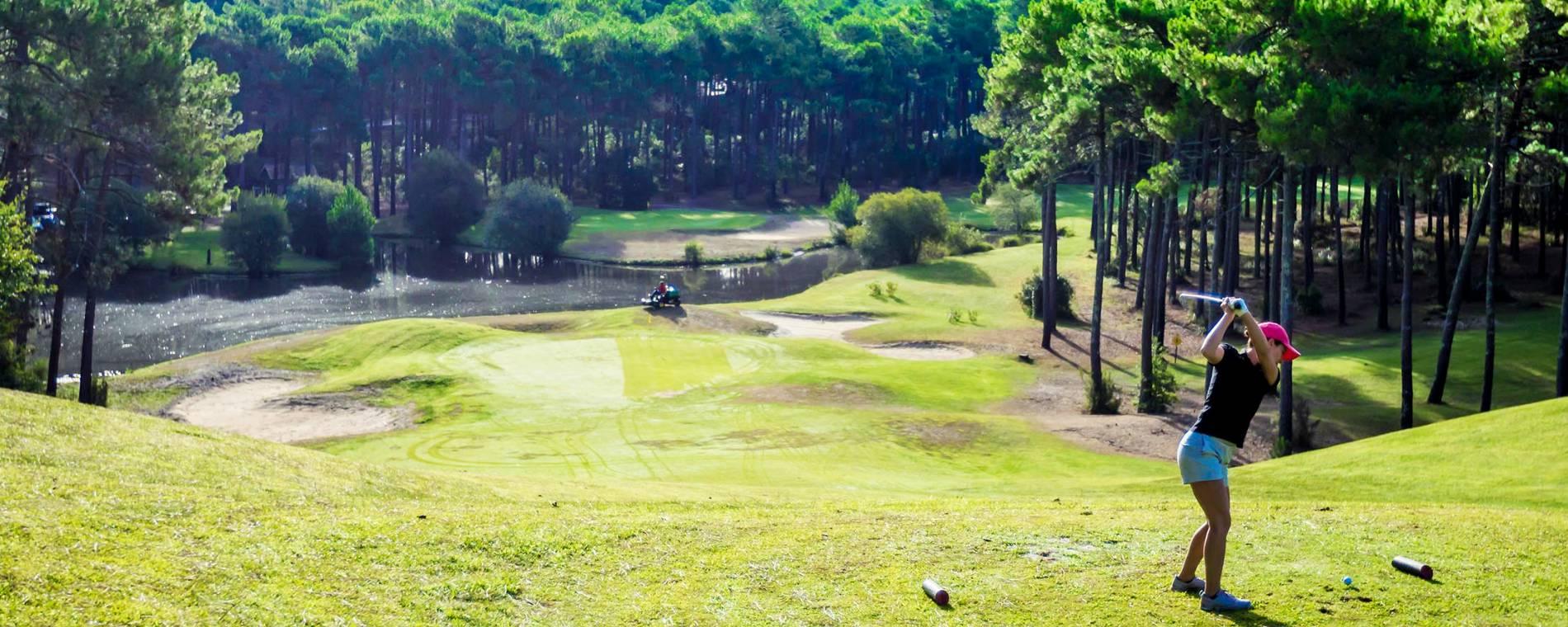 golf vakantie