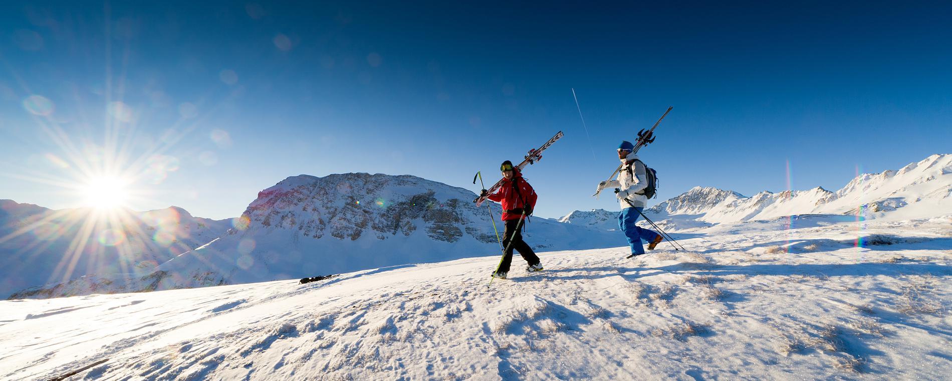 Het franse skigebied val d'isere lijkt over alles te beschikken, een prachtig skigebied, een charmant dorp en ...