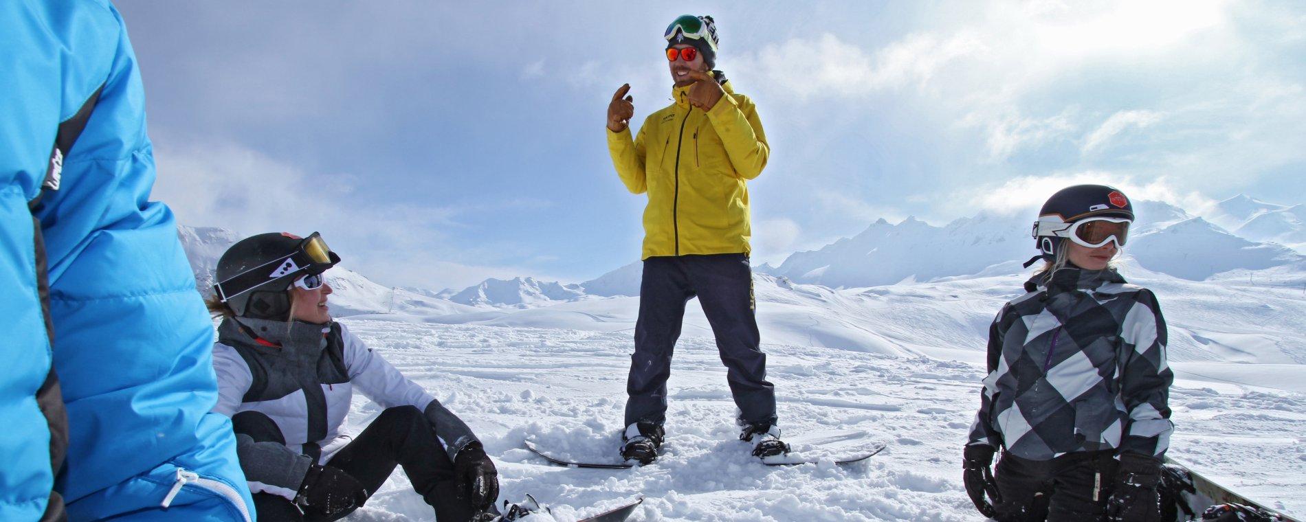 De introductie off piste ski tignes frankrijk is de perfecte trip voor ervaren piste skiërs die de sprong ...